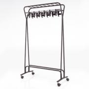 Verrijdbaar zero z design for Garderobe x3