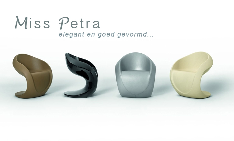 Miss petra kunststof stoel zero z design