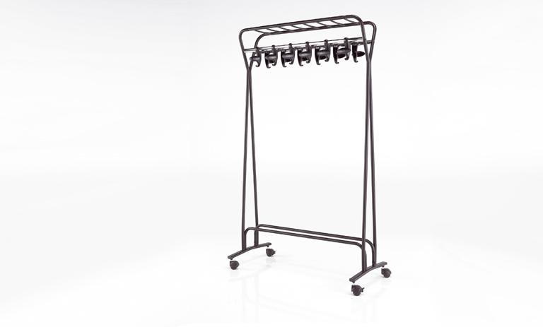 Hook stander zero z design for Garderobe x3